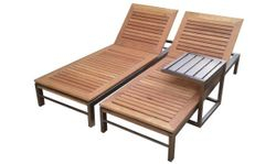 Lounger Stainless Steel