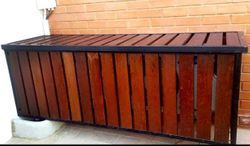 Metal & Wood Box Cover