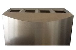 4 Gap Stainless Steelsteel