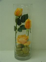 Roses Yellow Modern