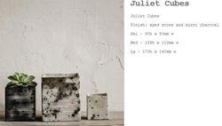 Juliet Cubes Aged
