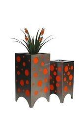 PL Swiss S/Steel Set Pot & Bin