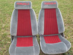 Firebird Seats