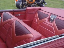 Complete Interior 61 Olds Super 88