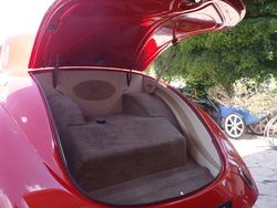 Complete Custom Interior 41 Willys