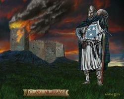 CLAN MURRAY  PRINT 5