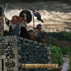 CLAN CAMERON   PRINT 11