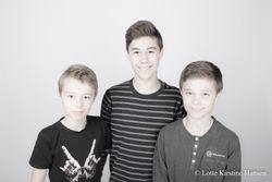 Jeppe, Christoffer & Mikkel