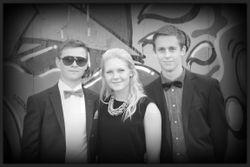 Oliver, Esther & Jesper