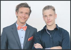 Alexander & Nicklas