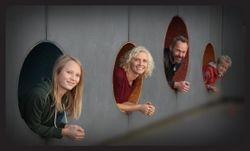 Emma, Heidi, Allan & Jonas
