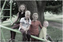 Ida, Mathias, Frederik & Jeppe
