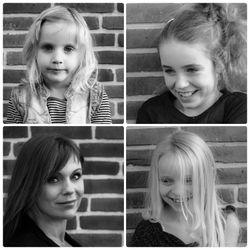 Molly, Maya, Nanna & Britt