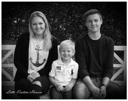 Esther, Benjamin & Oliver