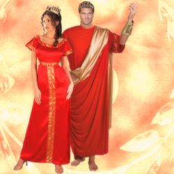 Halloween at the Hyperion: Roman