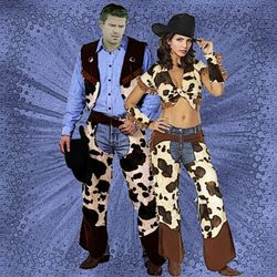 Halloween at the Hyperion: Cowpokes