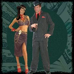 Halloween at the Hyperion: Gangsters