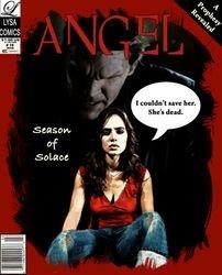 Lysa Comics: Season of Solace