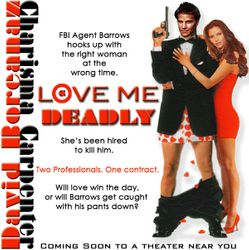 Love Me Deadly: A Movie Poster Challenge