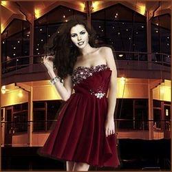 Cordelia's Red Dress