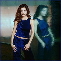 Cordelia Chase - The Blue One