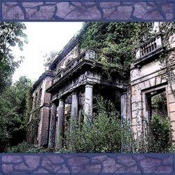 Crawford Street Mansion - West Entrance