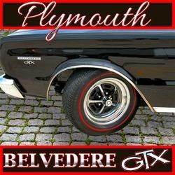 The Plymouth Belvedere GTX