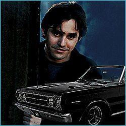Xander and the Plymouth
