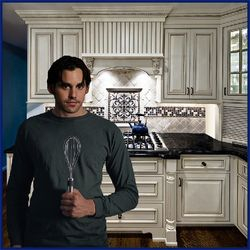 Xander in the Kitchen
