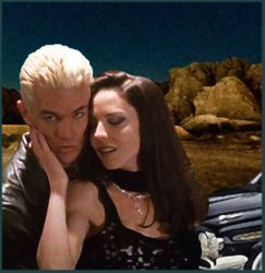Spike and Drusilla