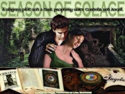 Season of Solace: A Slayer's Plot and a Dark Prophesy Unite Cordelia & Angel
