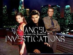 Angel Investigations - Season 2