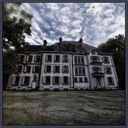 Crawford Street Mansion - East View
