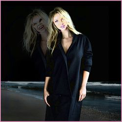 Isobel on the Beach