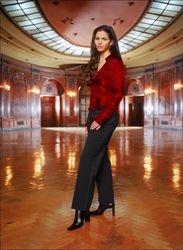 ANGEL Promo: Cordelia Chase Clothing Manip: Red & Black