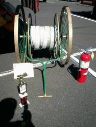 Hose Cart 29 at German American Muster 2013