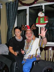Pete & Nikki's Silly Pics