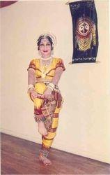 Ritha Devi - Dance pose