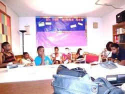 Teen class VBS