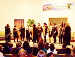 2013 NW Regional Songfest