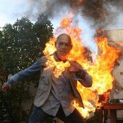 Freddy burn
