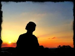 OP37 sunset