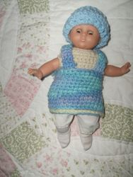 cute doll outfit