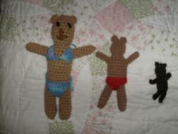 Swimsuit Bears I designed