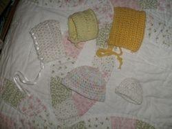 doll hats & bonnets