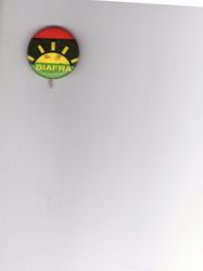 Biafra button