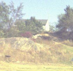 Big Rock on Putnam Drive