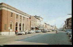 Main St--Danbury--1950s