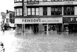 Danbury flood of 1955