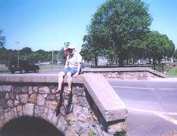Rogers Park Bridge, Danbury CT